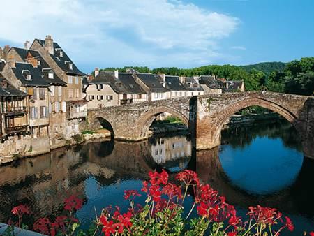 France, Aveyron, Espalion